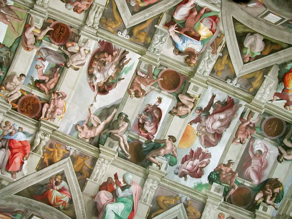 De Sixtijnse Kapel: De beroemdste kapel ter wereld!