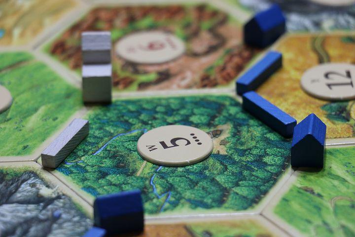Oikos blijft Oikos: een geografische spelletjesavond
