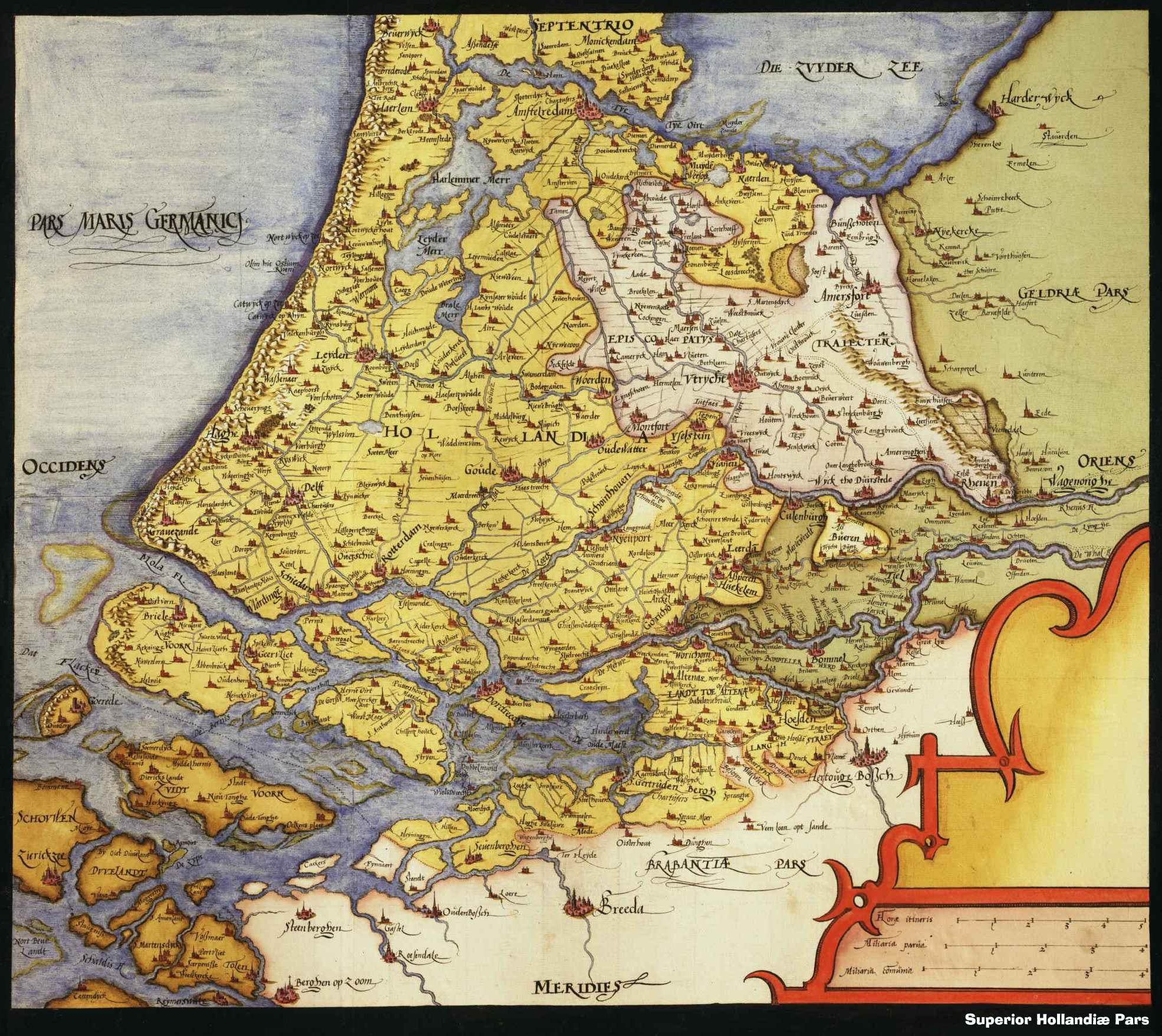 GIS over GISteren: Het gebruik van GIS in het benaderen van historische vraagstukken