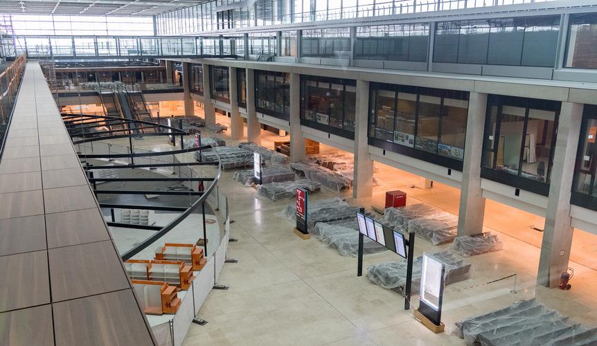 Berlin Brandenburg Airport: het debacle van de Duitse hoofdstad