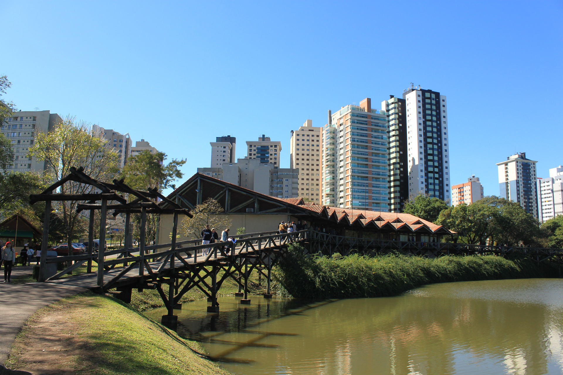 Curitiba: baanbrekende planning in Brazilië?