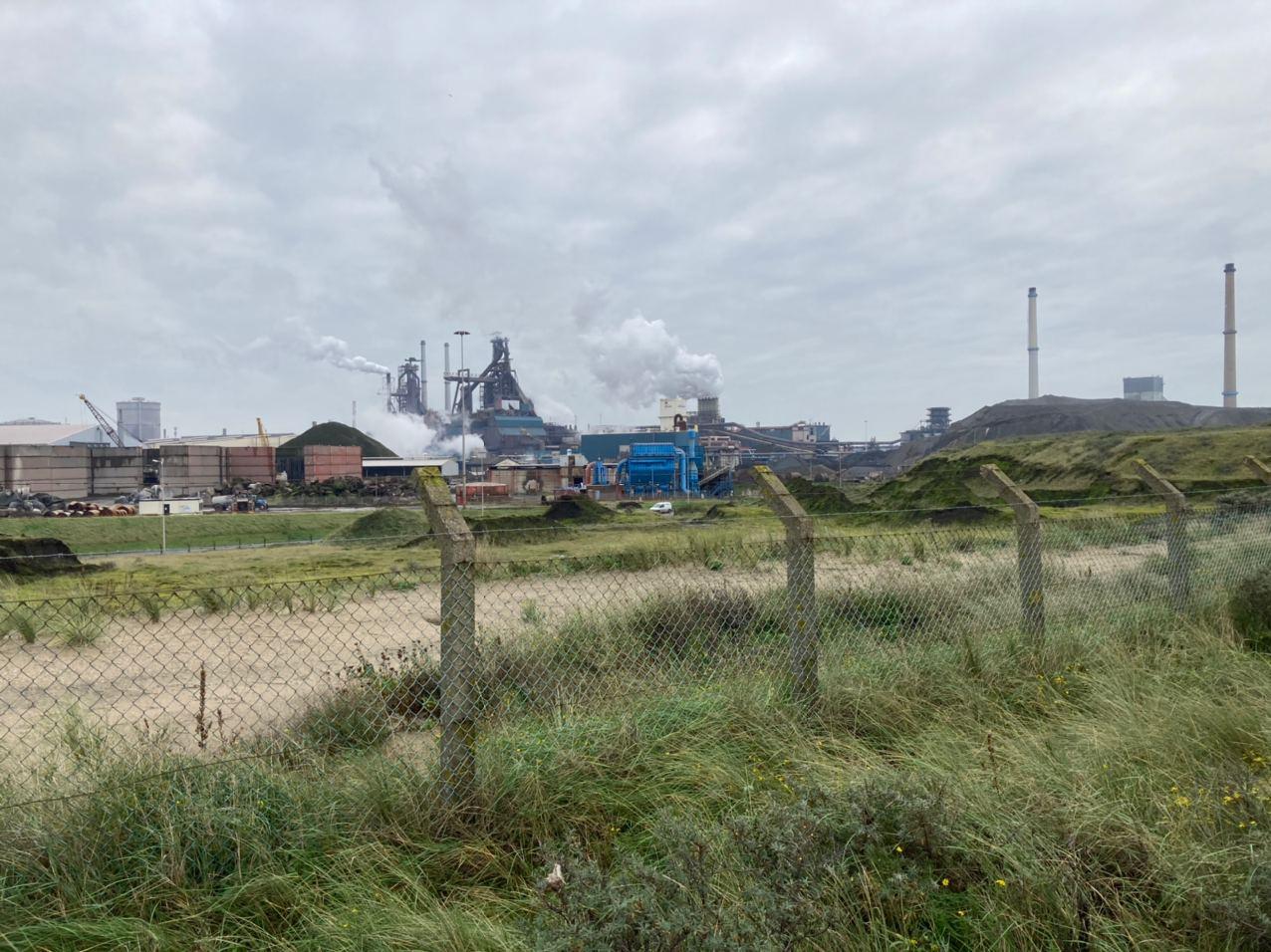 Moeders uit Wijk aan Zee op de barricade voor schonere lucht