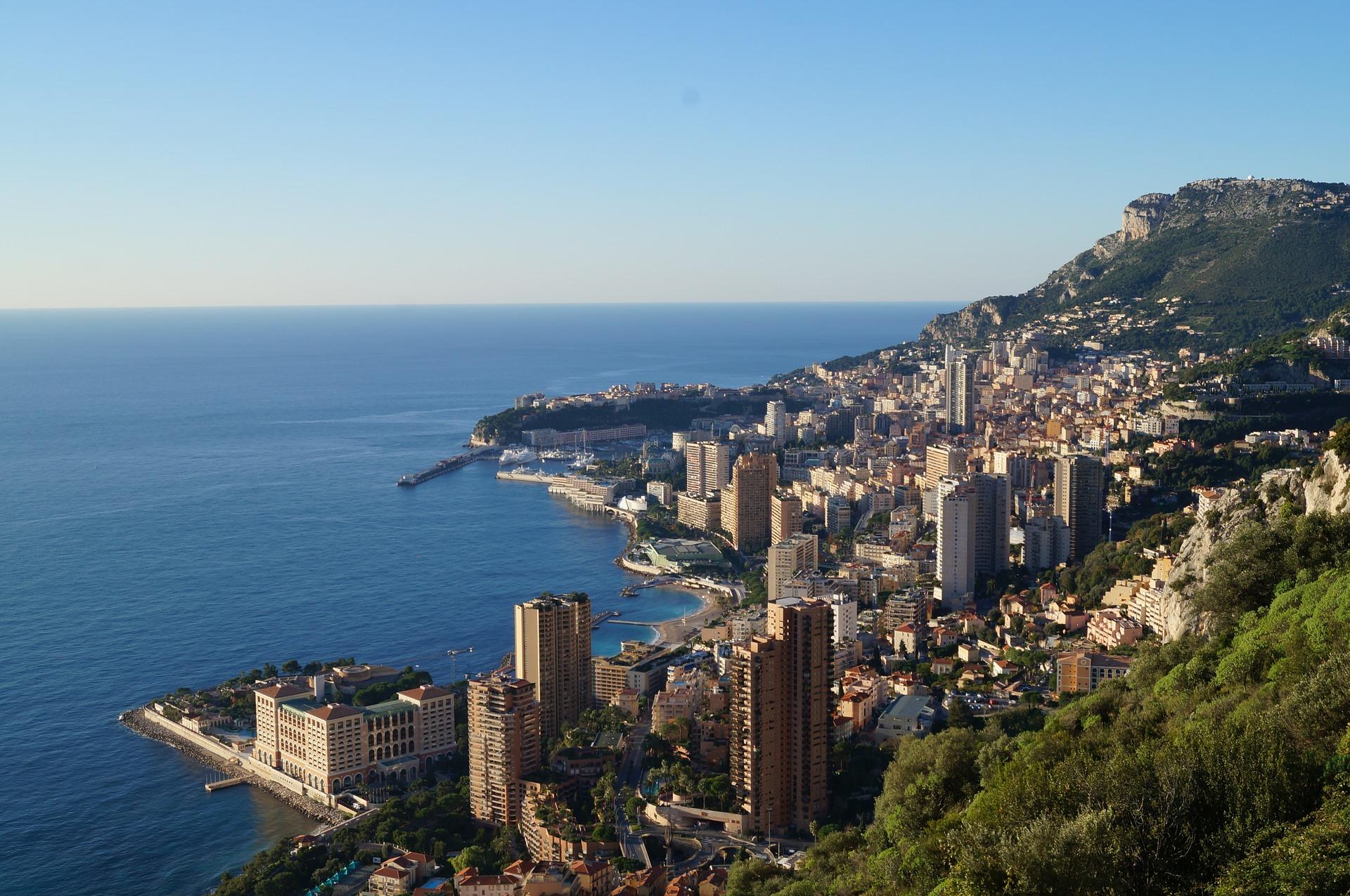 Stadsontwikkeling in Monaco
