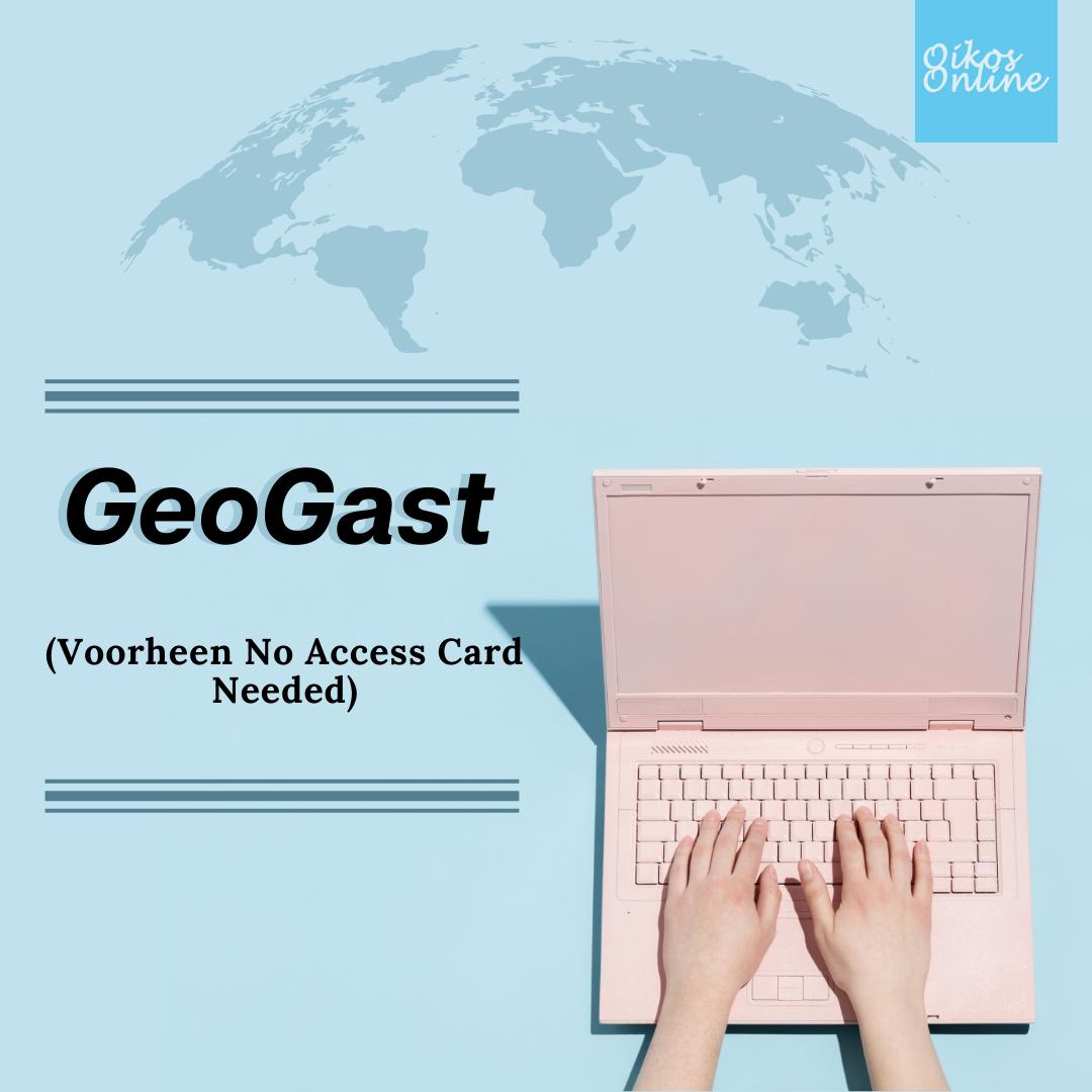 GeoGast #1