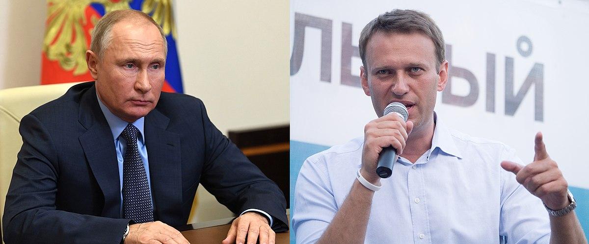 Poetin vs. Navalny: Wie wint de politieke strijd in Rusland?