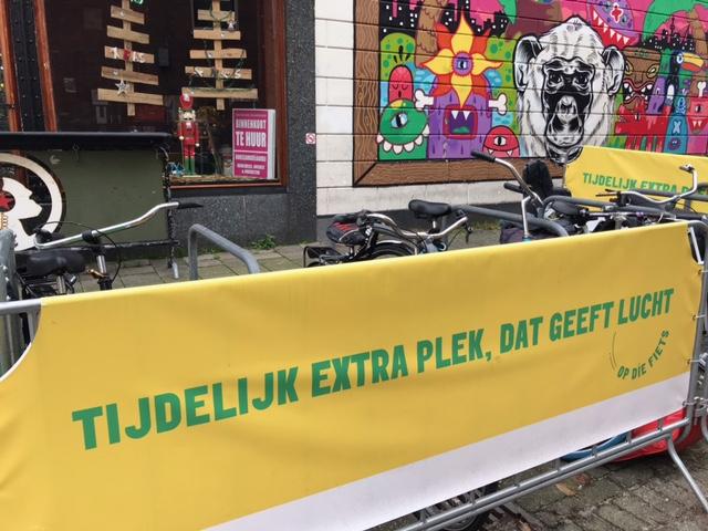 Op die fiets: meer ruimte voor fietsers na corona?