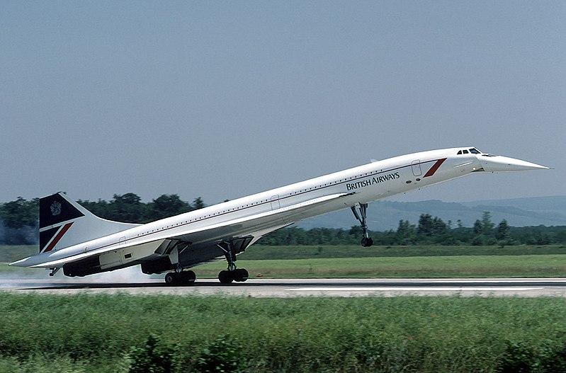 Supersonisch vliegen, vroeger en nu