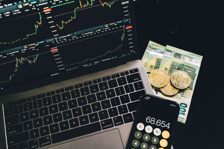 Crypto: hoge pieken, diepe dalen