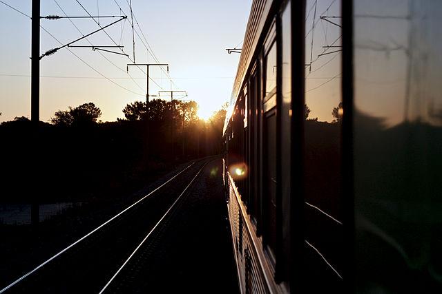 Rondje Europa per trein