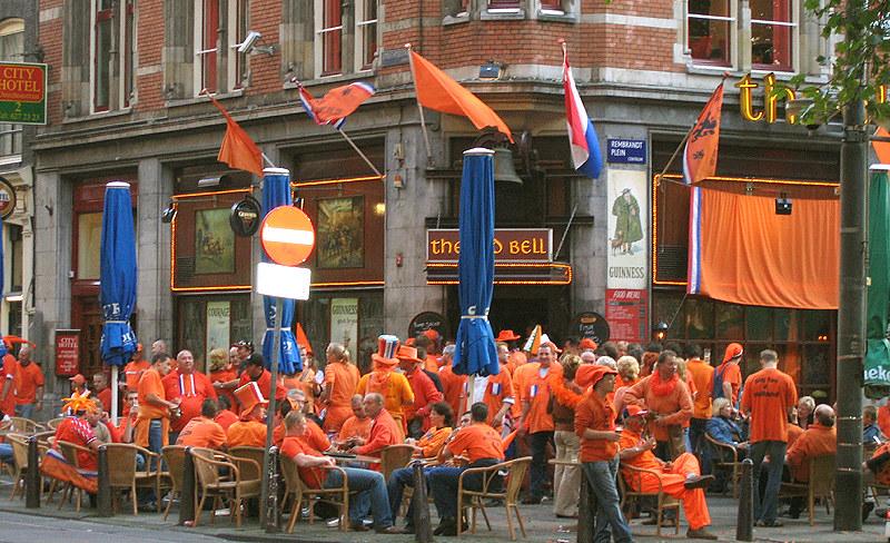Allez les bleus, hup holland hup of toch vamos España!